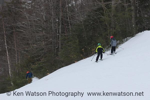 2021-02-20 Loon Skiing