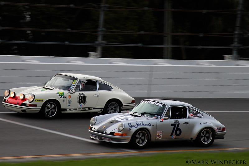 A-4 Tom O'Callaghan/Bruce Ellsworth 72 Porsche 911ST