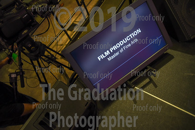 June 28, 2018 Film Ceremony One Grads Walking