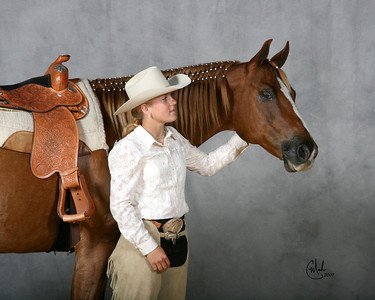 4-H Provincial Horse Show 2007
