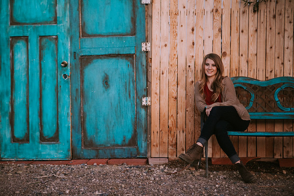 Megan Hillier | Senior Session