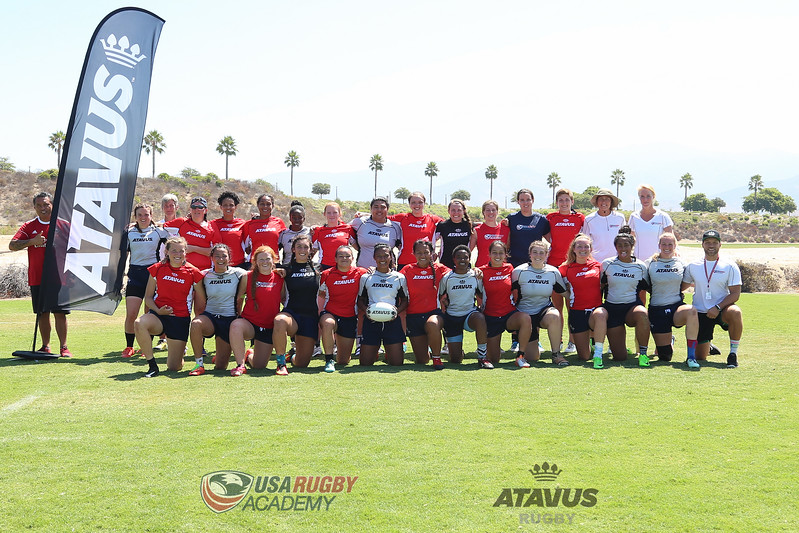 2017 ATAVUS/USA Rugby Academy Women's Residence Camp Player Gallery