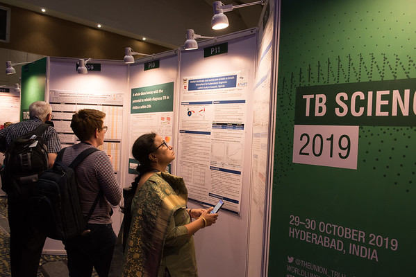 TBScience Poster Exhibition