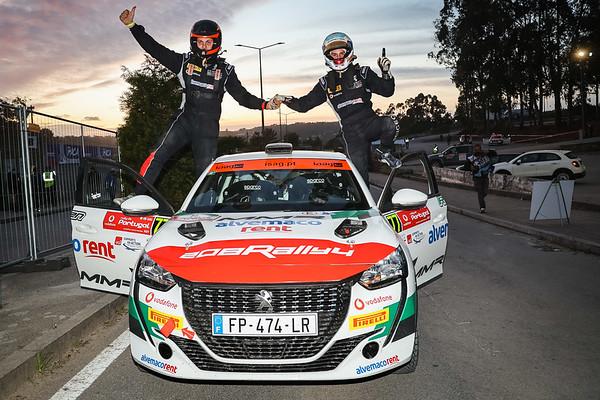WRC Vodafone Rallye de Portugal 2021