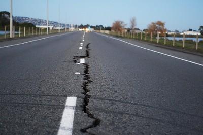 Christchurch 2010 Earthquake