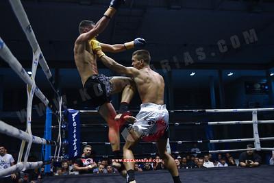 Kickboxing K1 Muay Thai