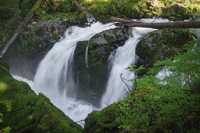 05_Sol Duc Falls - Olympic National Park - WA