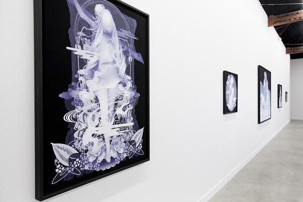 Corey Helford Gallery - Kazuki