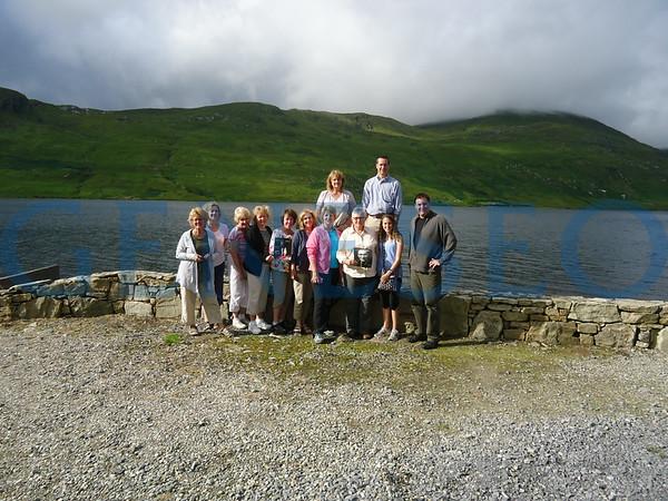 Ireland Alumni Trip (Photos by Michelle Worden)