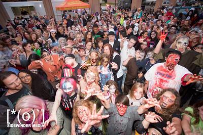 Ogden Zombie Crawl 2014