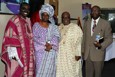 Pastor Yemi Ajimatanrareje
