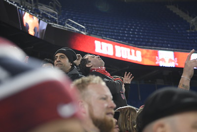 New York Red Bulls & Vancouver Whitecaps Fc