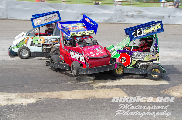 Stox Karts, Northampton 28 May 2017