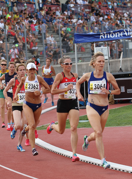 Lyon - July 14th - 1500m Finals