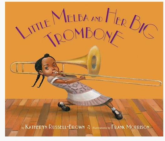 (M37) Little Melba and Her Big Trombone