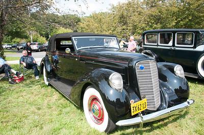 Old Cars Sagamore Hill