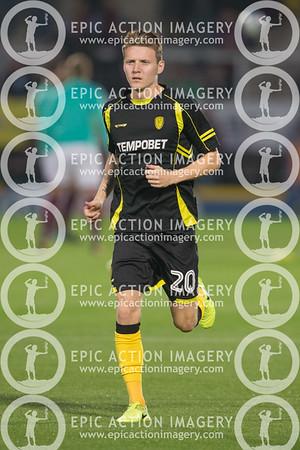 Burton Albion v Aston Villa (26.09.2017)