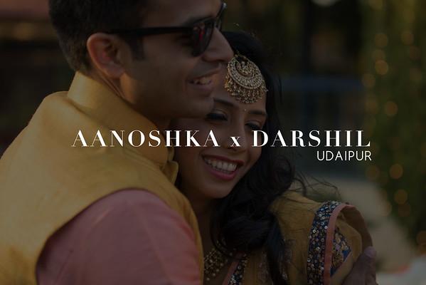 Aanoshka & Darshil | Udaipur 2017