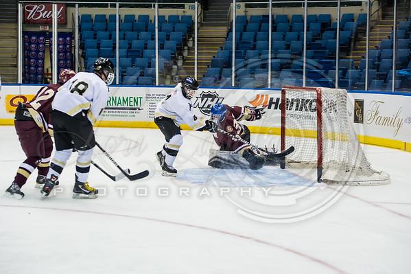 2012-02-04 - St. Anthony's Friars Varsity v Iona Prep at Nassau Coliseum