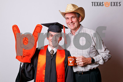 Texas Exes Photobooth Commencement 2011