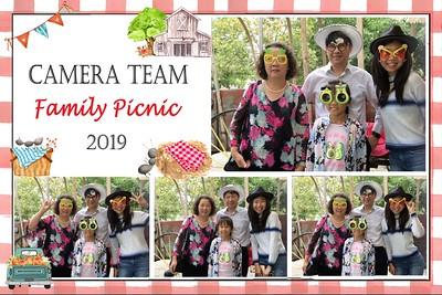 Camera Team 2019 Company Picnic at Coyote Ranch