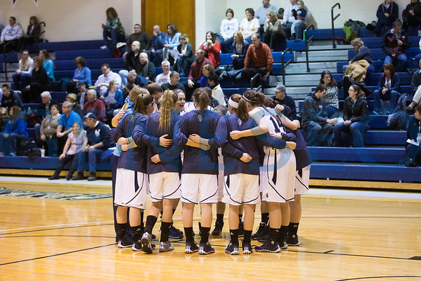 Women's Basketball vs Fred. (SUNYAC Quarterfinals)