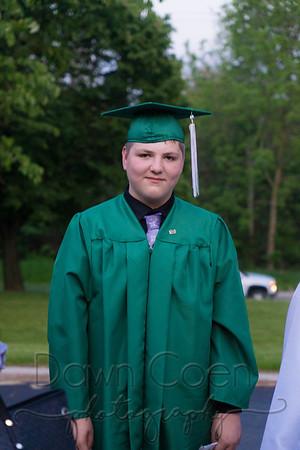 Jase's 8th Grade Graduation
