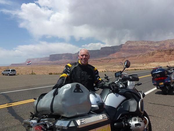 Phoenix to Vernon Motorcycle