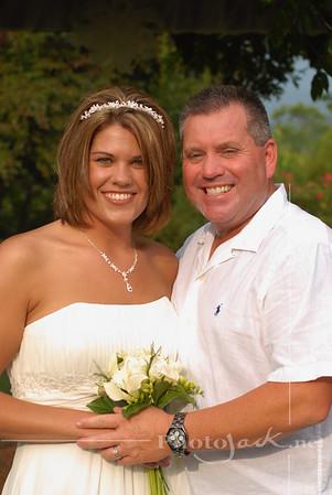 Jeff and Mandy Bryson's Whitepath Wedding