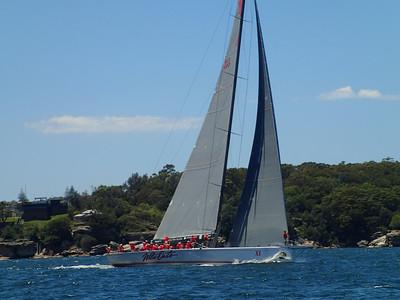 2013 SOLAS Big Boat Challenge