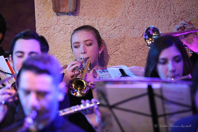 Jazz band 1 @ St Georges Winery 2017