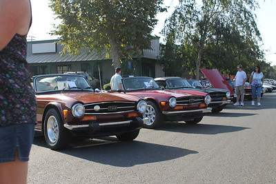 2012  Clovis British Car Roundup.