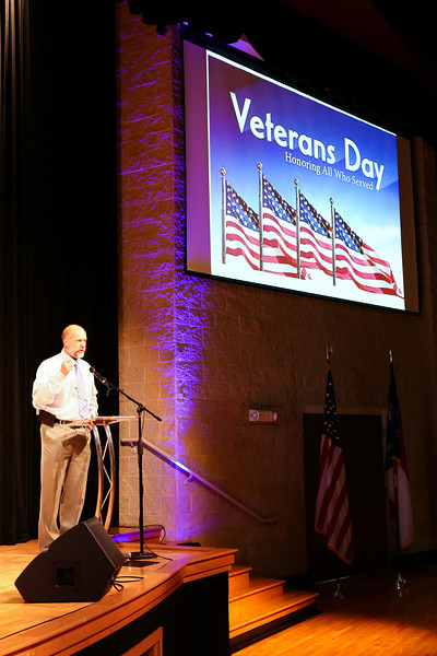 2019 Nov 7 - Concord Veterans Day Luncheon