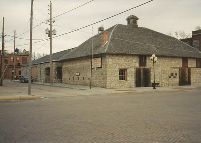 1991-12 Pony Express Station