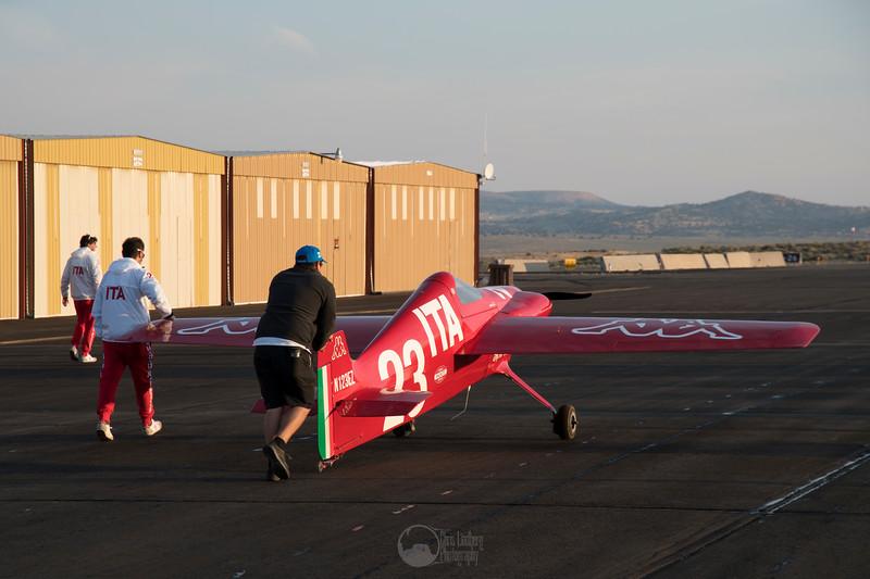 Dawn.  ITA, Race 23