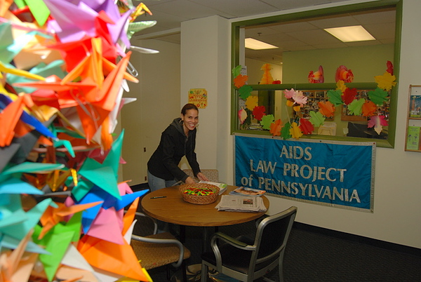 AIDS Law Project, DECADES 2009