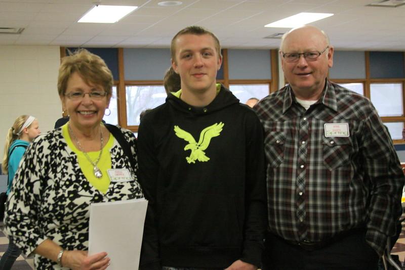 Brandon Leis, Dennis and Phyllis Duddeck.JPG