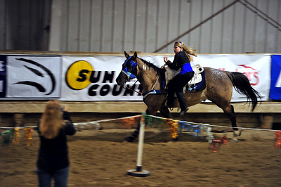 High River Senior Pro Rodeo 2010