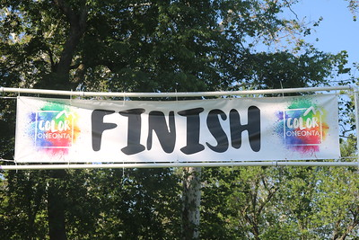 7-4-19 Color Oneonta - Start and Finish