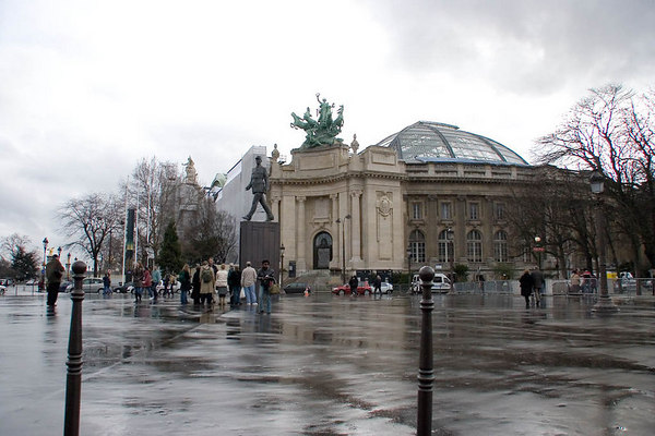 Grand Palais - Petit Palais - Les Invalides