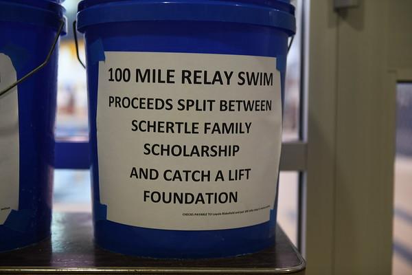 2017 Loyola Swimming - 12-20-2017 - 100 Mile Swim