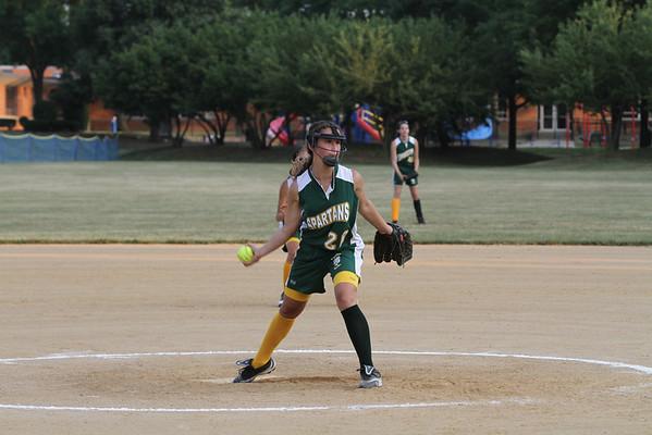 2012-07-02 Kara Softball - Kara