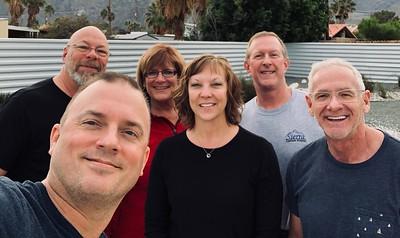 Palm Springs 2019, January