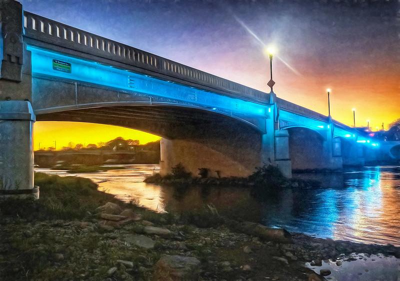 Ludlow Street Bridge