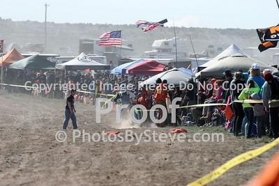 2014 Desert 100 Race - Pit Row