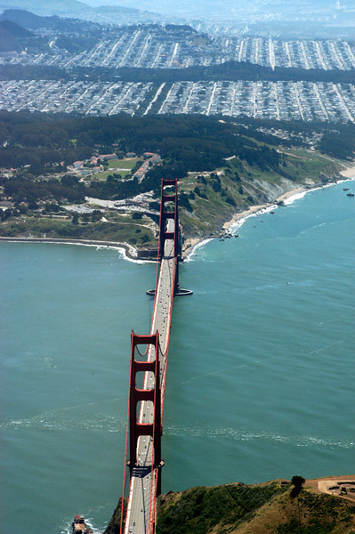 San Francisco by Air
