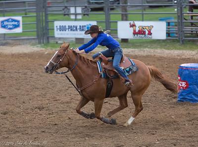 Carousel Farms Rodeo 6-21-16