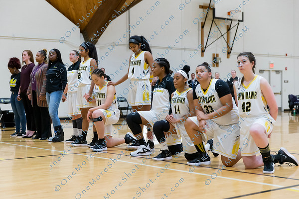 Bryn Mawr College BASKETBALL vs Southern Virginia University