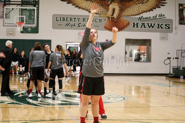 2019-20 Galt High vs Liberty Ranch basketball