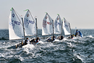 United4Sailing Roompot 2016 september 24 Optimist Class